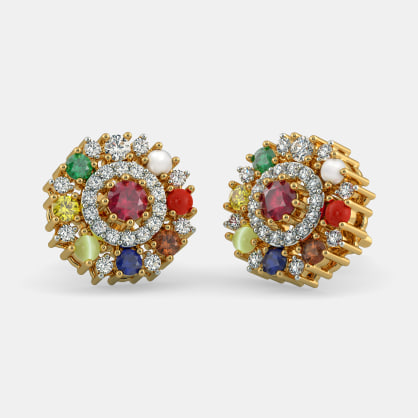 The Priyala Stud Earrings