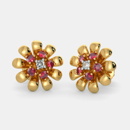 The Zahur Stud Earrings
