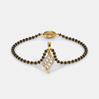 The Alna Mangalsutra Bracelet