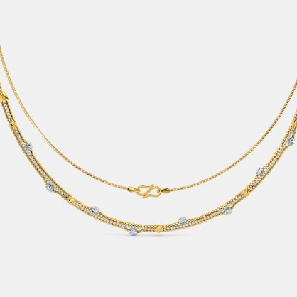 The Abhiruchi Gold Chain