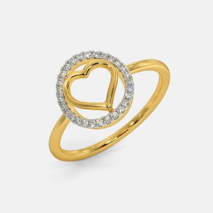 The Corona Heart Ring