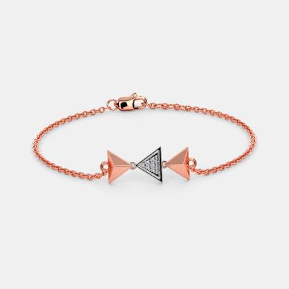 The Stylish Triad Bracelet