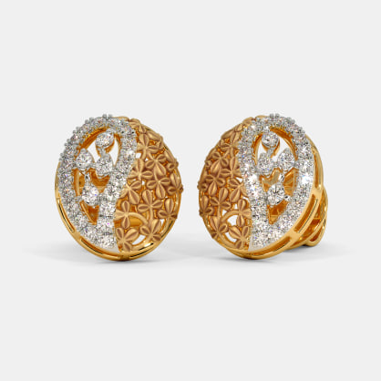 The Ilaya Stud Earrings