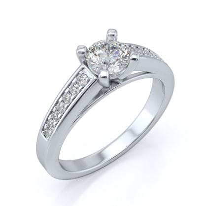 The Charmer Ring Mount