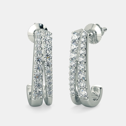 The Nikolai J Hoop Earrings