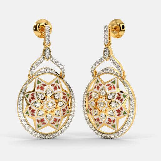 The Gurjara Drop Earrings
