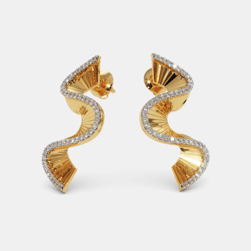 The Rumba Stud Earrings