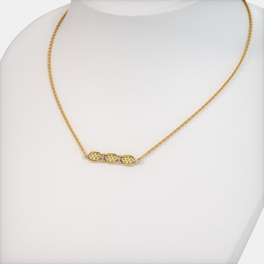 Necklaces - Buy 250+ Necklace Designs Online in India 2019 ... 9a0f8d070797
