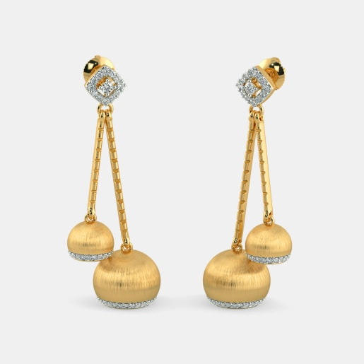 The Splendour Drop Earrings