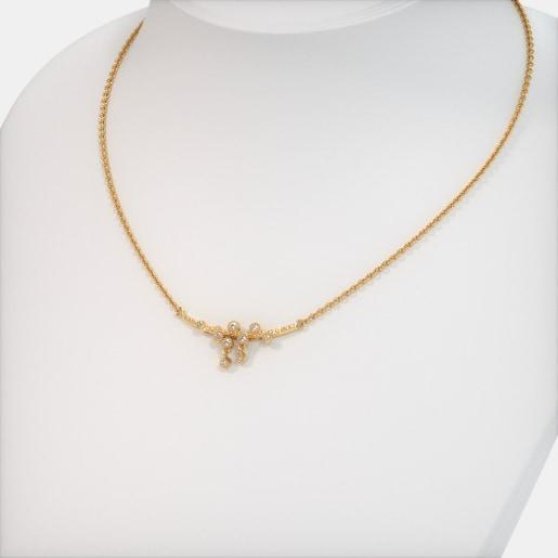 The Virginia Bar Necklace