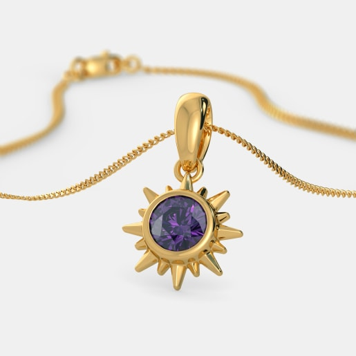 The Crown Chakra Pendant