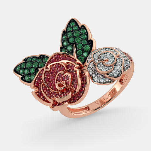 The Florian Rose Ring