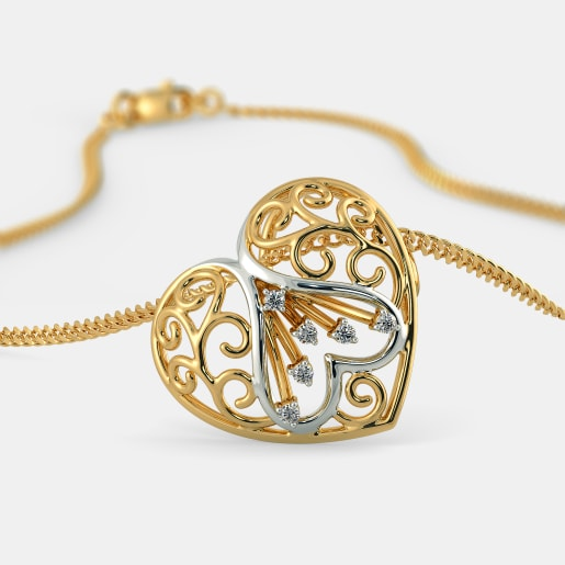The Adria Heart Pendant