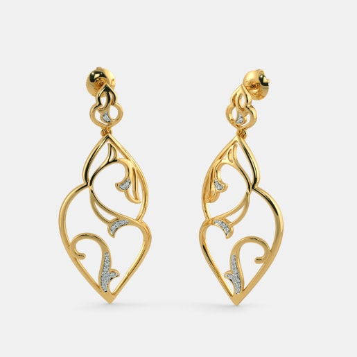 The Airah Drop Earrings