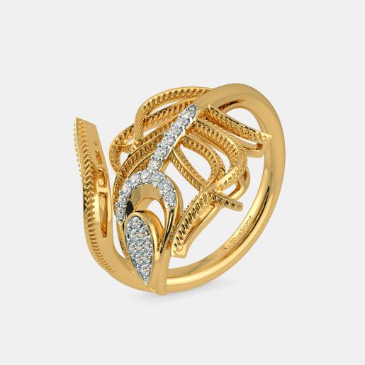 The Mayur wrap Ring