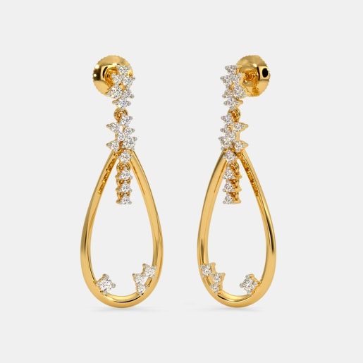 The Elara Drop Earrings