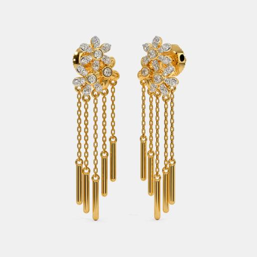The Grhini Dangler Earrings