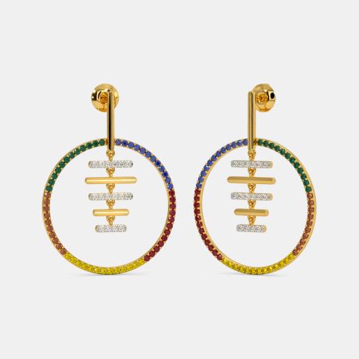 The Livia Dangler Earrings