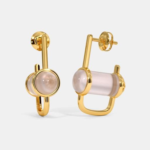 The Seranna Hoop Earrings
