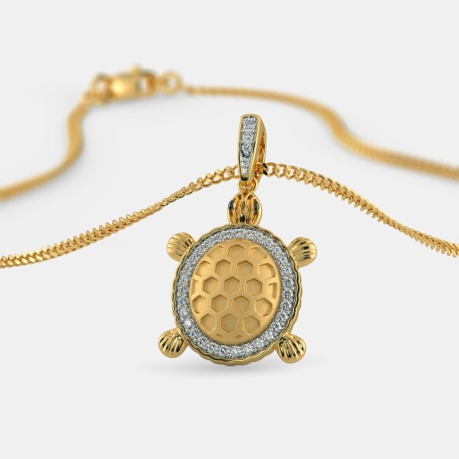 The Tortoise Pendant