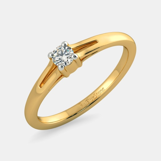 Single Stone Rings - Buy 100+ Single Stone Ring Designs