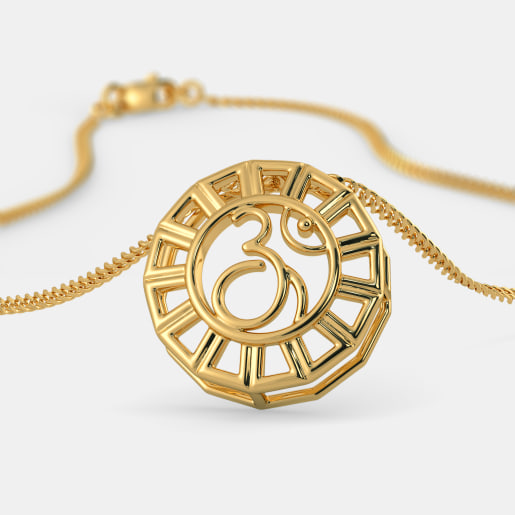 The Sadashiva Pendant