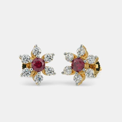 The Utpala Stud Earrings