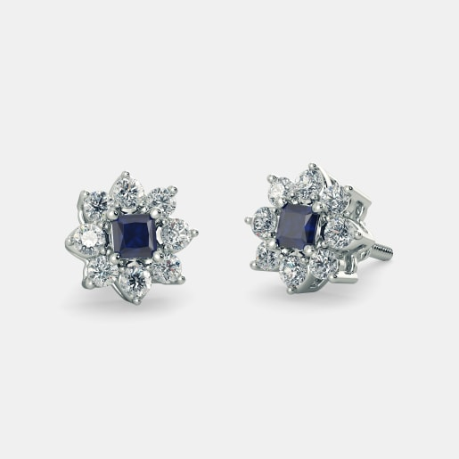 The Floral Daze Stud Earrings
