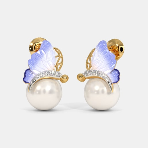 The Hiraya Stud Earrings