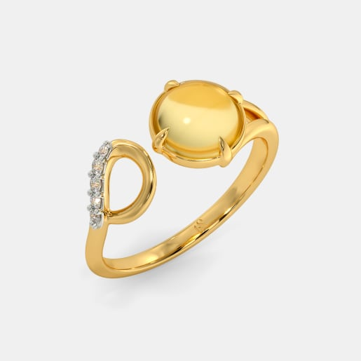 The Sloanne Top Open Ring