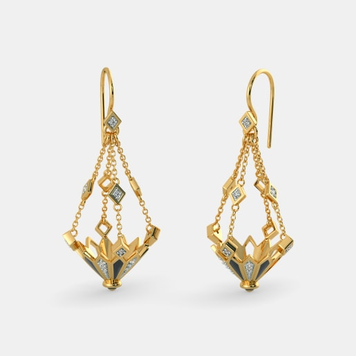 The Furbish Drop Earrings