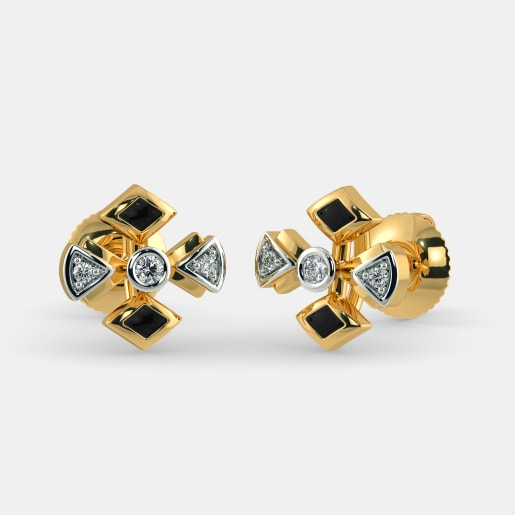 The Apogee Stud Earrings