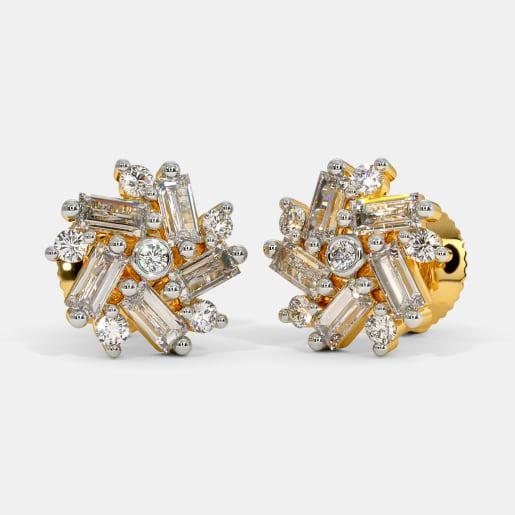 The Monal Stud Earrings