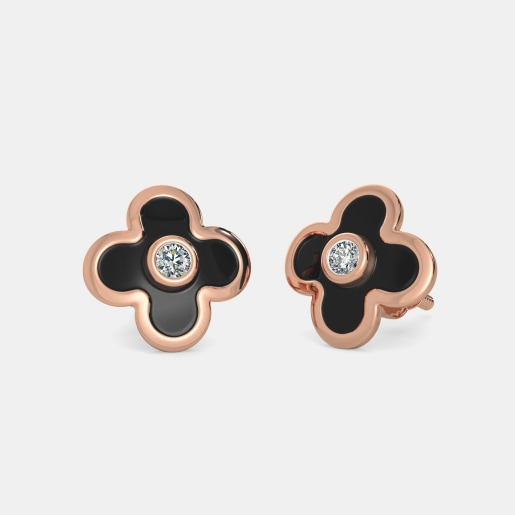 The Carisha Stud Earrings