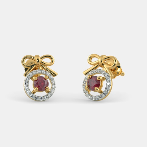 The Sabella Stud Earrings