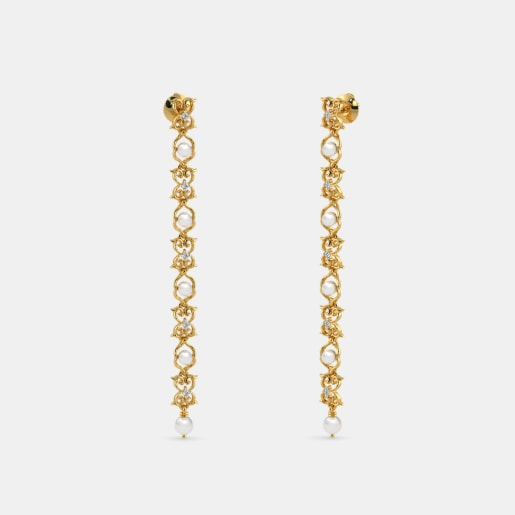 The Penchant Drop Earrings