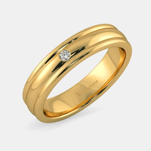 8a3a29f5d2bd2 Buy 50+ Men's Diamond Engagement Ring Designs Online in India 2019 ...