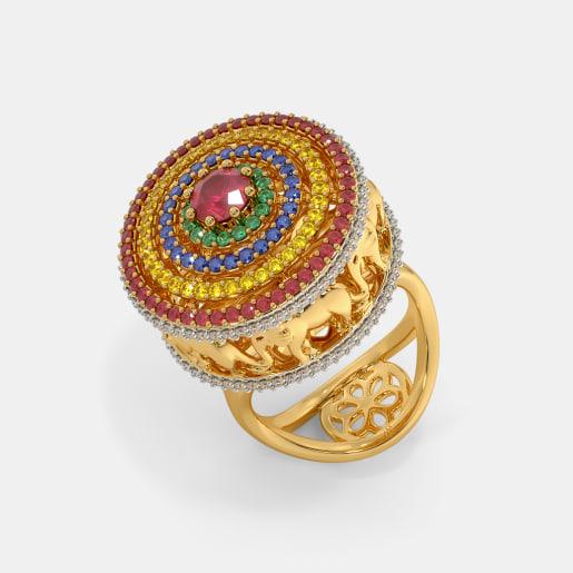 The Livia Dancing Ring