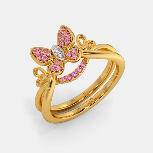 The Farren Stackable Ring