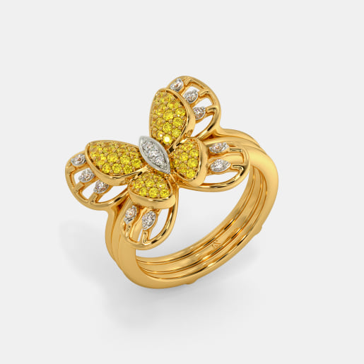 The Aiyana Stackable Ring