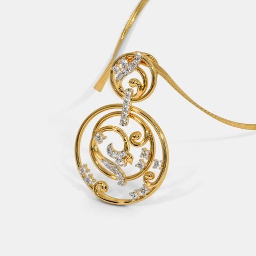 The Mayan Pendant