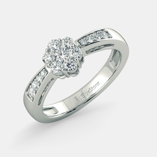 8d90a3ae00a87 Engagement Rings - Buy 150+ Engagement Ring Designs Online in India ...