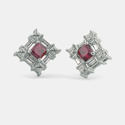 The Grand Allure Stud Earrings