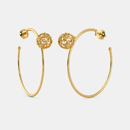 The Bespoke Hoop Earrings