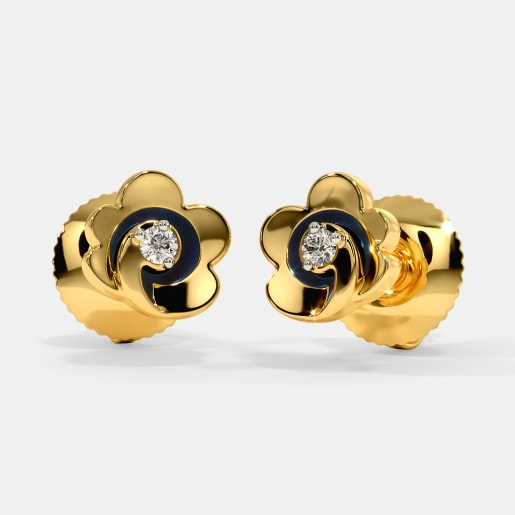The Zena Mini Stud Earrings
