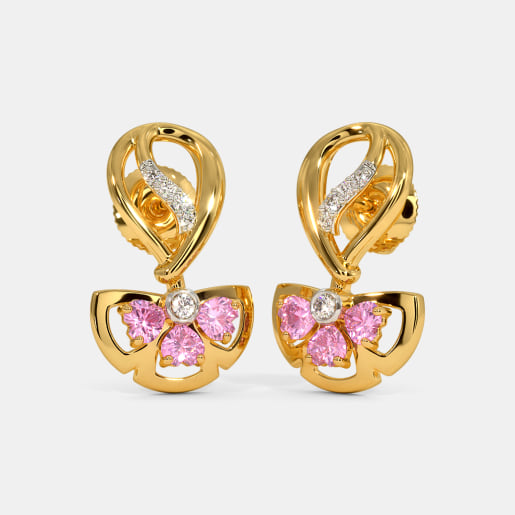 The Tepin Stud Earrings