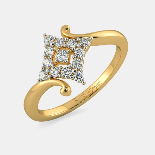 Diamond Rings Buy 1250 Diamond Ring Designs Online In India 2019