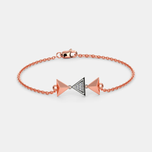 The Stylish Triad Bracelet