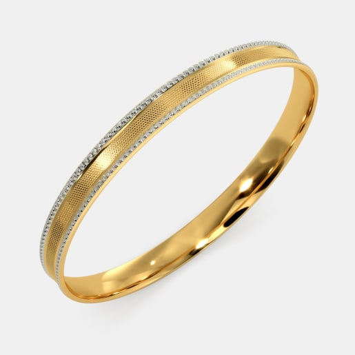 The Plush Aureate Bangle
