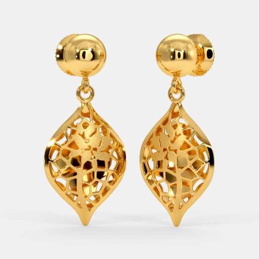 The Fabiola Drop Earrings
